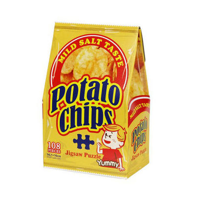 Potato Chips puzzles : Japanese beauty and lifestyle products - ideal for Japanese gifts and lovers of cool Japanese gadgets!