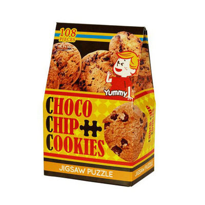 Chocolate Chip Cookies puzzles : Japanese beauty and lifestyle products - ideal for Japanese gifts and lovers of cool Japanese gadgets!