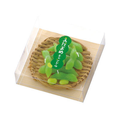 Edamame Candles : Japanese beauty and lifestyle products - ideal for Japanese gifts and lovers of cool Japanese gadgets!