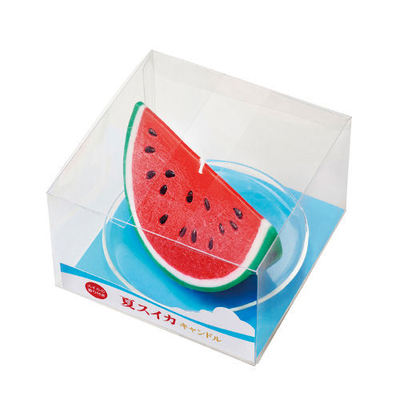 Watermelon Candle : Japanese beauty and lifestyle products - ideal for Japanese gifts and lovers of cool Japanese gadgets!