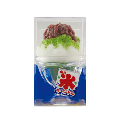 Shaved Ice  Candle : Japanese beauty and lifestyle products - ideal for Japanese gifts and lovers of cool Japanese gadgets!