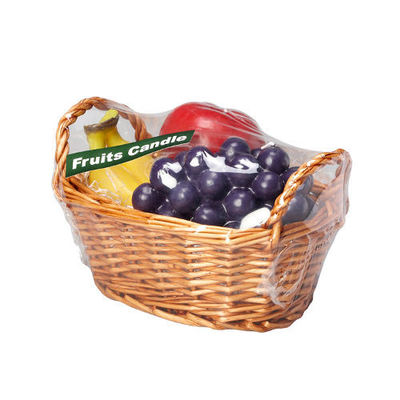 Fruit basket candles : Japanese beauty and lifestyle products - ideal for Japanese gifts and lovers of cool Japanese gadgets!