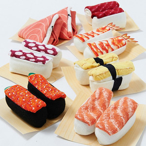 Sushi Socks : Japanese beauty and lifestyle products - ideal for Japanese gifts and lovers of cool Japanese gadgets!