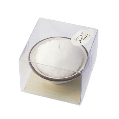 Rice Candle : Japanese beauty and lifestyle products - ideal for Japanese gifts and lovers of cool Japanese gadgets!
