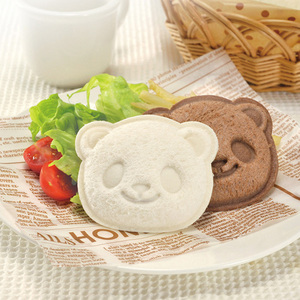 Panda Sandwich Maker : Japanese beauty and lifestyle products - ideal for Japanese gifts and lovers of cool Japanese gadgets!