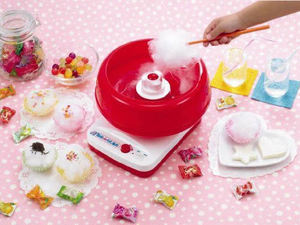 Cotton Candy Maker : Japanese beauty and lifestyle products - ideal for Japanese gifts and lovers of cool Japanese gadgets!