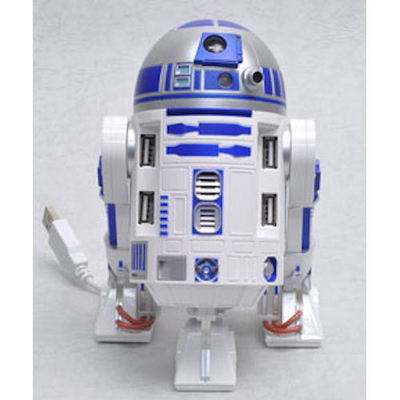 R2D2 USB : Japanese beauty and lifestyle products - ideal for Japanese gifts and lovers of cool Japanese gadgets!