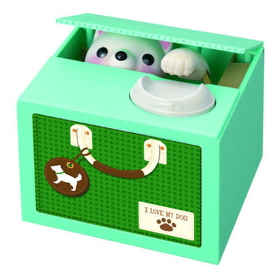 Dog Coin Bank 1 : Japanese beauty and lifestyle products - ideal for Japanese gifts and lovers of cool Japanese gadgets!