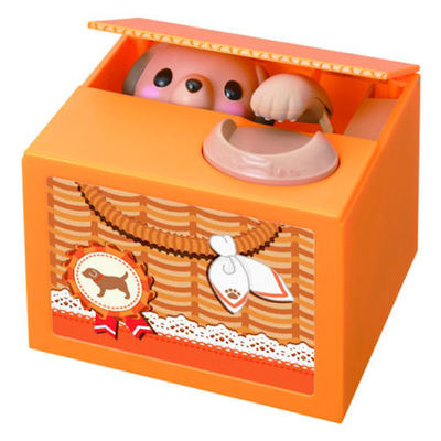 Dog Coin Bank 4 : Japanese beauty and lifestyle products - ideal for Japanese gifts and lovers of cool Japanese gadgets!