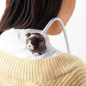 The Kicking Animal Massager : Japanese beauty and lifestyle products - ideal for Japanese gifts and lovers of cool Japanese gadgets!
