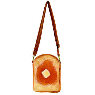 Bread Shoulder Pouches : Japanese beauty and lifestyle products - ideal for Japanese gifts and lovers of cool Japanese gadgets!