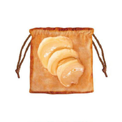Bread Pouches : Japanese beauty and lifestyle products - ideal for Japanese gifts and lovers of cool Japanese gadgets!
